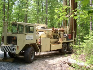 Virginia Groundwater T4 rig